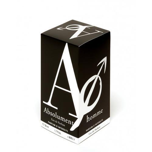 Photo du parfum Absolument Homme