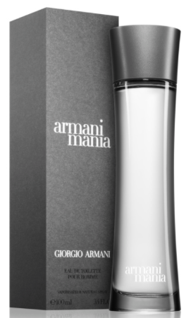 Photo du parfum Armani Mania