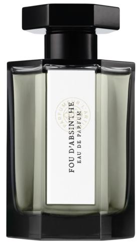 Photo du parfum Fou d'Absinthe