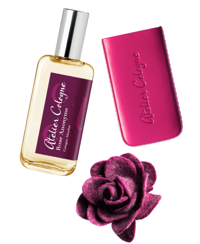 Photo du parfum Rose Anonyme