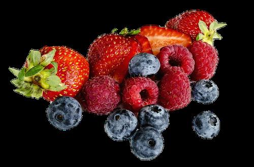 Fruits Rouges en parfumerie