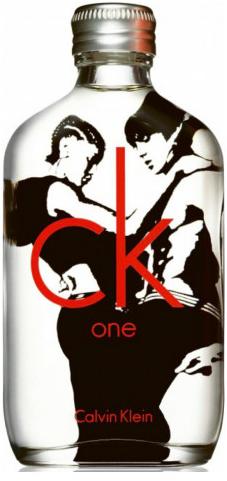 Photo du parfum CK One - Limited Edition 2008