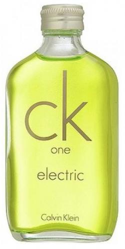 Photo du parfum CK One Electric