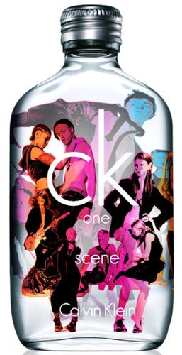 Photo du parfum CK One Scene