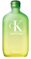 Photo du parfum CK One Summer 2004