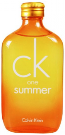 Photo du parfum CK One Summer 2010