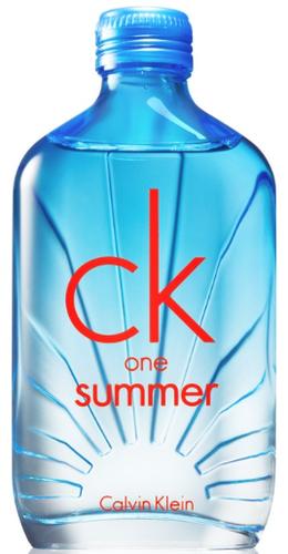 Photo du parfum CK One Summer 2017