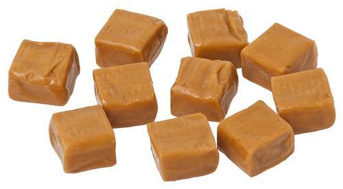 Caramel en parfumerie