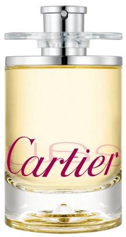 Photo du parfum Eau de Cartier Zeste de Soleil