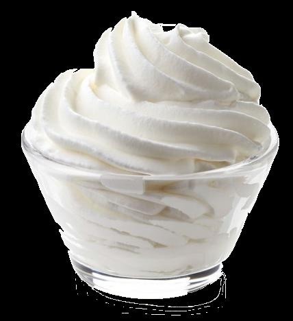 Crème Fouettée en parfumerie