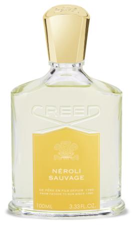 Néroli Sauvage de Creed, le plus naturel
