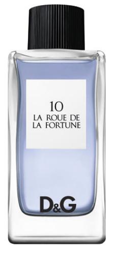 Photo du parfum 10 - La Roue de la Fortune