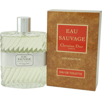 Photo du parfum Eau Sauvage