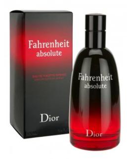 Photo du parfum Fahrenheit Absolute