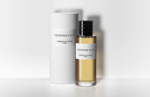 Photo du parfum Leather Oud