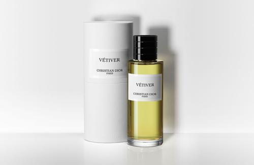 Photo du parfum Vétiver