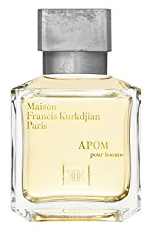 Photo du parfum APOM Homme