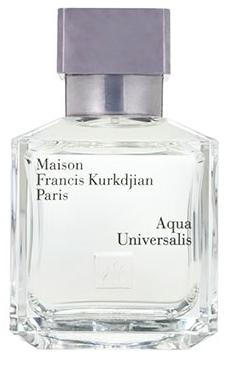 Photo du parfum Aqua Universalis
