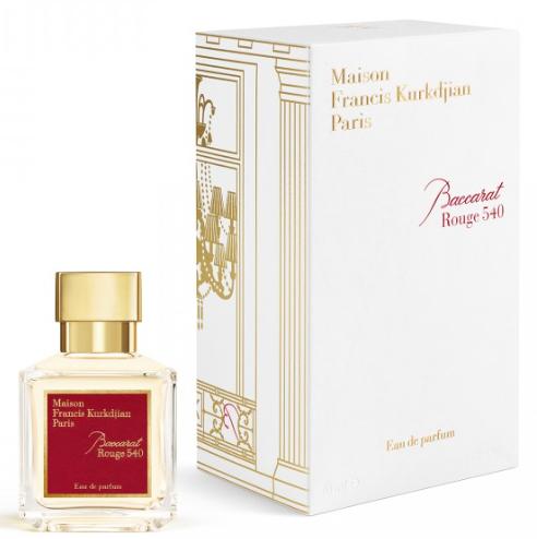 Photo du parfum Baccarat Rouge 540