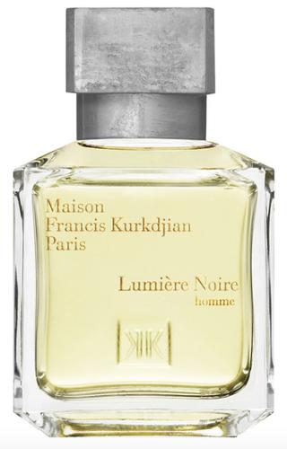 Photo du parfum Lumière Noire Homme