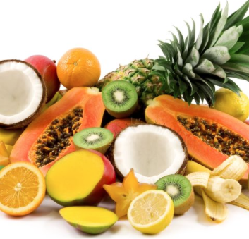 Fruits Hawaïens en parfumerie