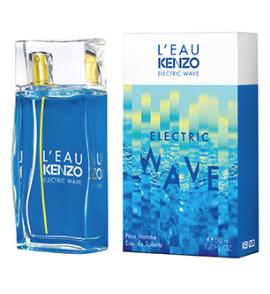 Photo du parfum L'Eau Kenzo Electric Wave Pour Homme