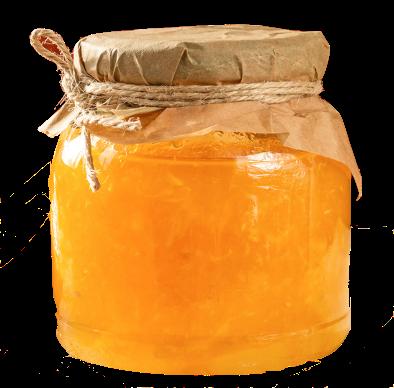 Marmelade en parfumerie