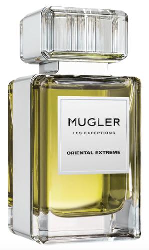 Oriental Extreme de Mugler, nouveau parfum