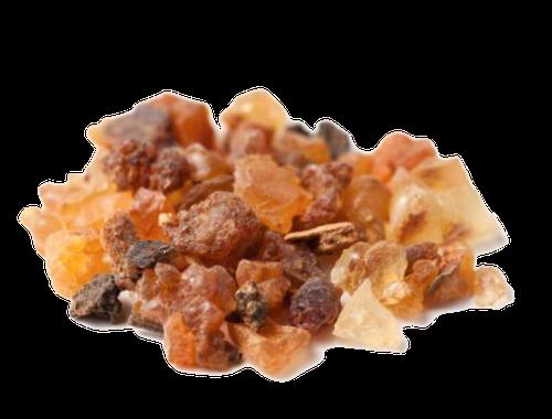 Myrrhe en parfumerie