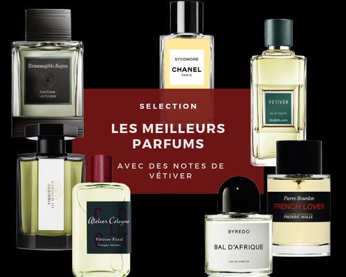 7 parfums autour du vétiver à ne pas manquer !