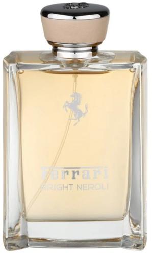 Bright Néroli de Ferrari, la scudéria fait du néroli son cheval de bataille