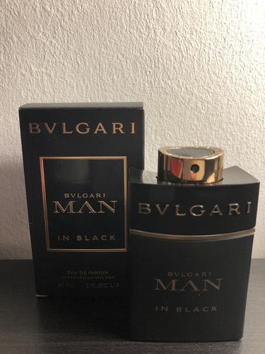 Bvlgari Man In Black, test & avis