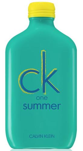 CK One Summer 2020 de Calvin Klein, nouveau parfum