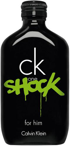 Photo du parfum CK One Shock for Him