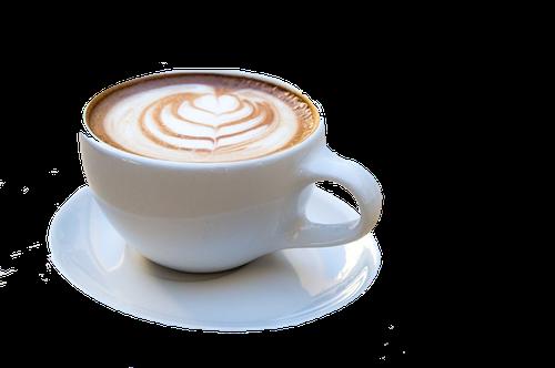 Cappuccino en parfumerie