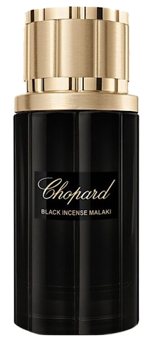 Black Incense Malaki de Chopard, nouveau parfum