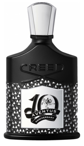 Aventus 10th Anniversary de Creed, nouveau parfum