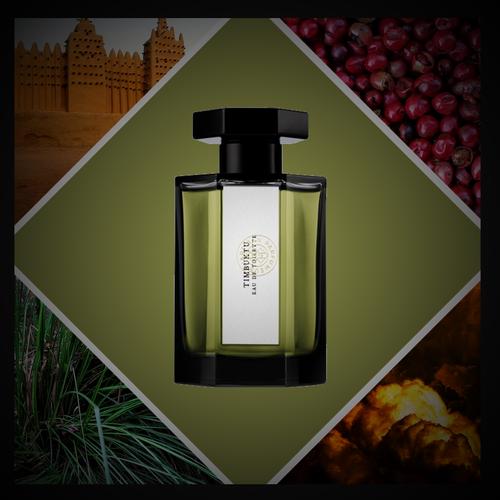 Destination Tombouctou avec l'Artisan Parfumeur