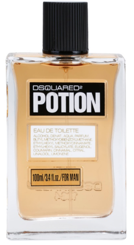 Photo du parfum Potion