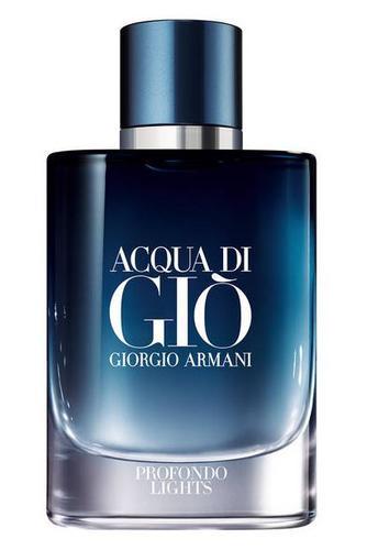 Acqua di Giò Profondo Lights de Giorgio Armani, nouveau parfum
