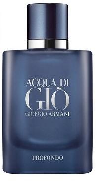 Photo du parfum Acqua di Giò Profondo