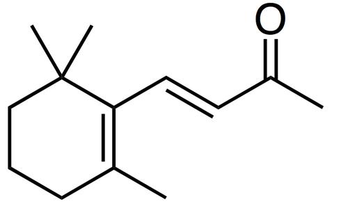 Ionone Beta en parfumerie
