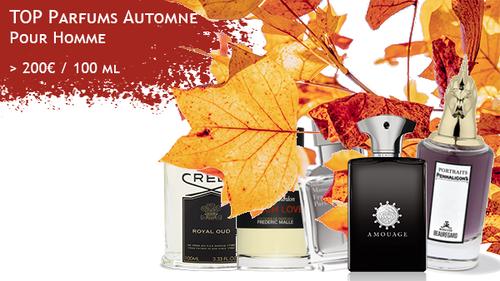 Les meilleurs parfums rares d'automne pour un homme