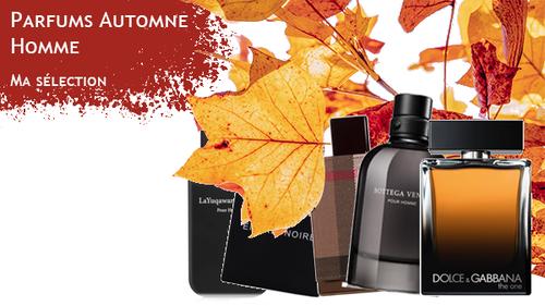 Parfums d'automne pour homme, les 8 meilleurs pour un budget standard