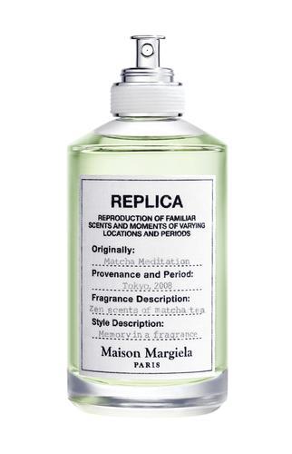 Matcha Meditation de Maison Martin Margiela, nouveau parfum