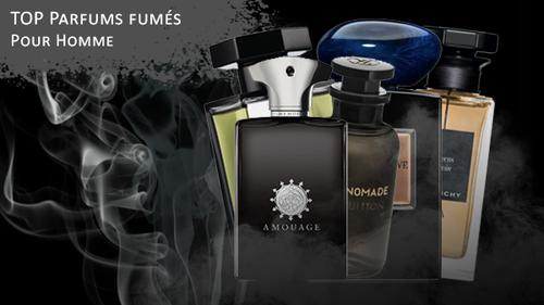 Parfums fumés pour homme, voici 12 fragrances parmis les meilleures fumées