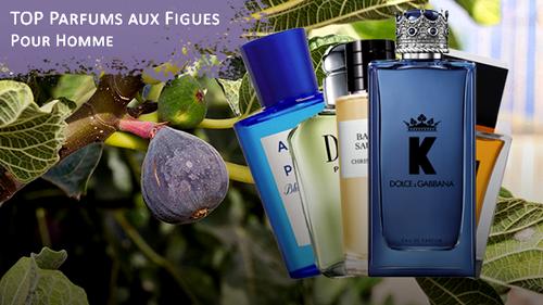Sélection parmi les meilleurs parfums à la figue pour un homme