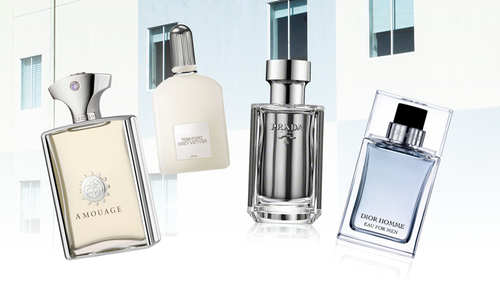 Quel parfum pour homme porter au bureau, mon top 7 (+1)
