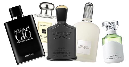 Les meilleurs parfums pour homme pour le printemps