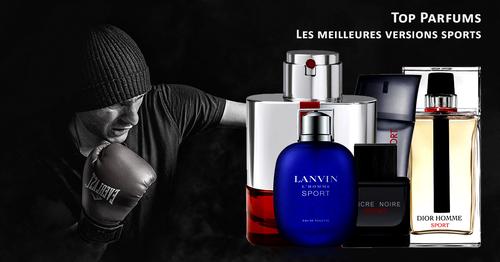 Parfum Sport, top 8 des meilleures fragrances sportives